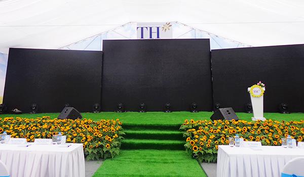 cho thuê thiết bị tổ chức sự kiện
