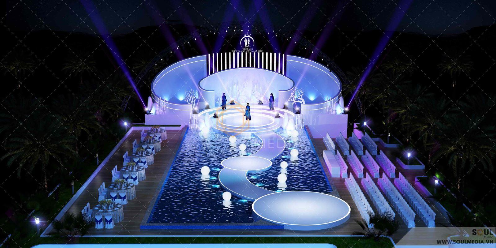 Kết quả hình ảnh cho thiết kế sân khấu sự kiện